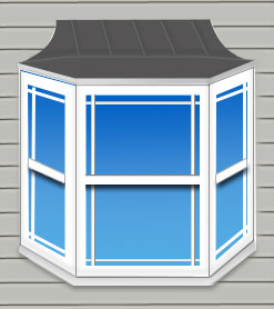 Omaha Bay Windows