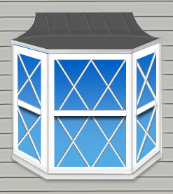Bay & Bow Window Replacement Omaha