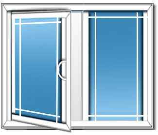Swing Glass Door America's Best Choice Omaha
