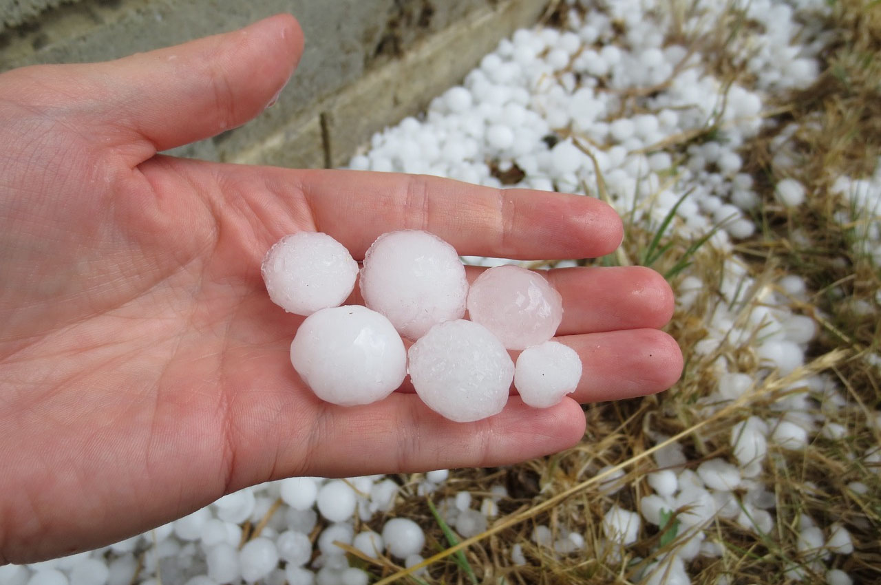 How to Spot Roof Hail Damage in Omaha NE