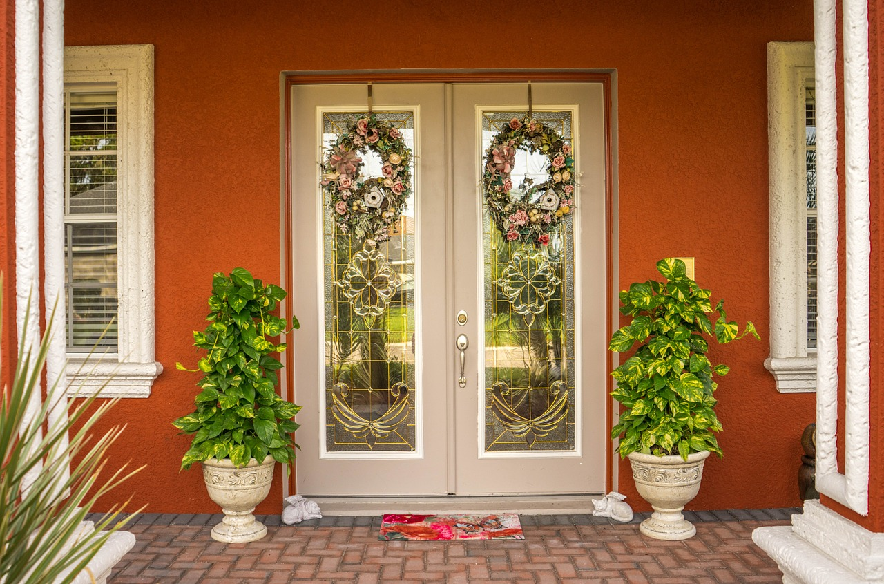 exterior entry door types Omaha