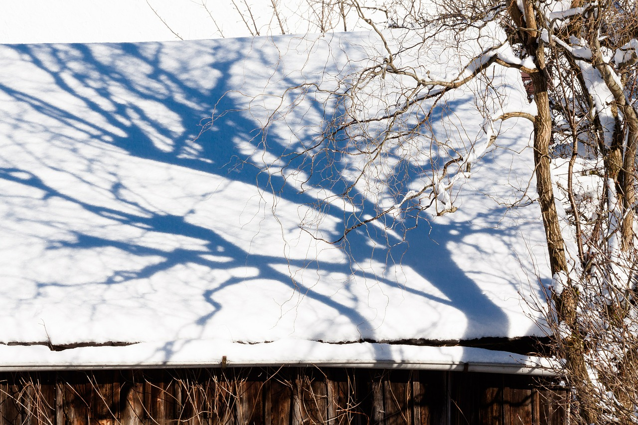 Winter Roof Maintenance Tips Omaha