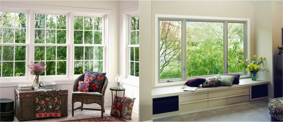 casement vs double-hung windows