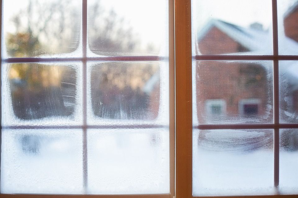 cold weather home window problems